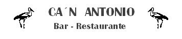 Ca´n Antonio |  Restaurante de Carne | Montuiri